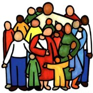 congregation-singing-clipart-dxQwlO-clipart